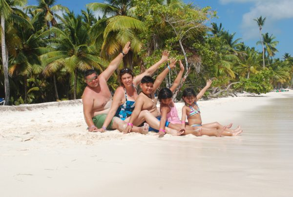 saona island platinum transfer punta cana