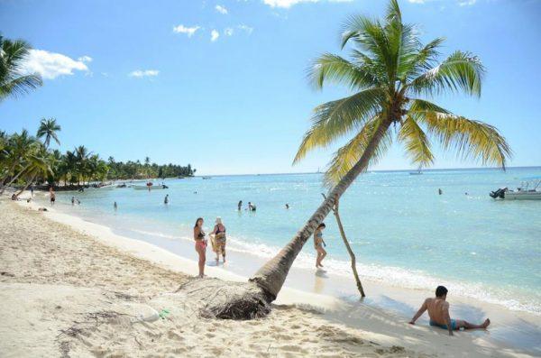 Saona Island Beach day tour