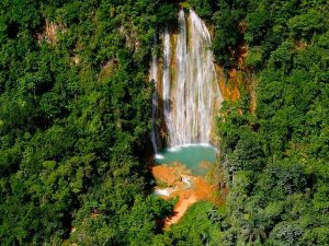 Platinum Samana el limon waterfall y cayo levantado tour