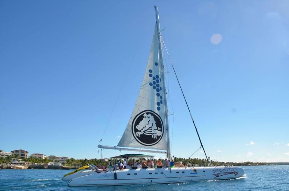 Saona-Island-Beach-Day-Catamaran