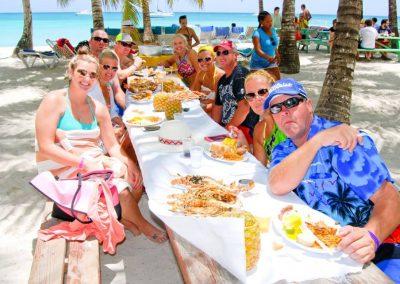 Catamaran Cruise to Saona Island from Punta Cana